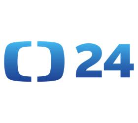 Logo ČT24.