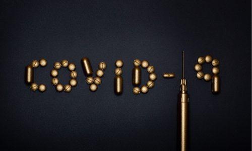 ilustrační obrázek - vakcína covid-19