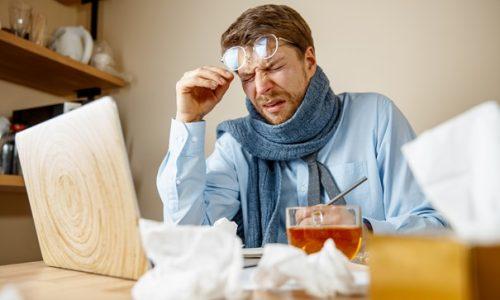 ilustrační fotografi - tuberkuloza